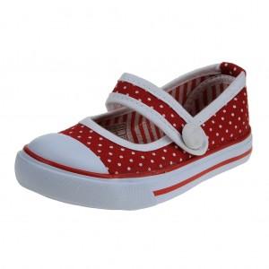 Dětská obuv Tenisky PEDDY PO-601-20-04  /červené -