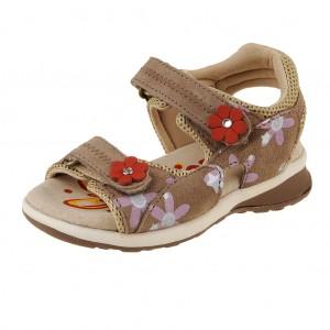 Dětská obuv Sandály PIO  /Teak dívčí - Boty a dětská obuv