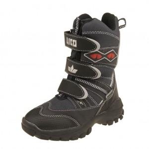 Dětská obuv LICO Blinky Snow V  /marine/schwarz/grau -