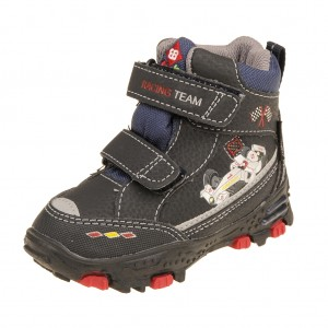 Dětská obuv BB Kids Snowman V  /marine/grau - Boty a dětská obuv