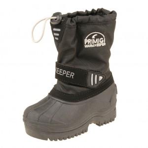 Dětská obuv PRIMIGI Warmkeaper   /nero -