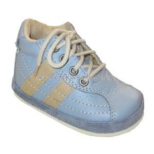Dětská obuv Capáčky PEGRES 1090 -  První krůčky