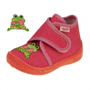 Dětská obuv Domácí obuv Superfit 0-00253-61 - 87d5fa55c2