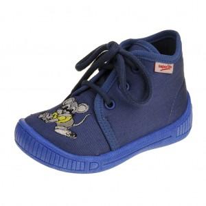 Dětská obuv Domácí obuv Superfit 0-00250-84 - 609da709b6