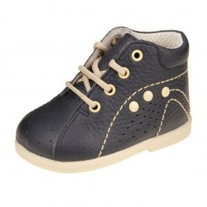 Dětská obuv Capáčky DPK  K51077  /modré -  První krůčky