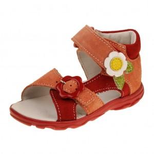 Dětská obuv Richter  2104  /salmon/fire -