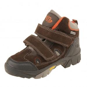 Dětská obuv Trophy V       /braun/orange -