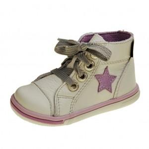 Dětská obuv FARE 2151152  /bílé -  První krůčky