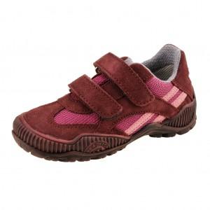 Dětská obuv DPK K59014/2W TEX   /bordeaux - Boty a dětská obuv