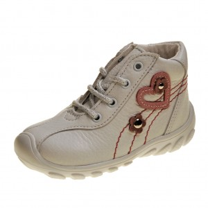 Dětská obuv DPK K51073   /bílé - Boty a dětská obuv