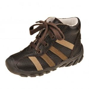 Dětská obuv DPK K51073/S4PR   /hnědé - Boty a dětská obuv