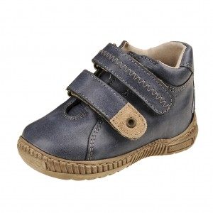 Dětská obuv Pegres 1404  /modrá -