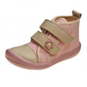 Dětská obuv Plátěnky DPK s.z.  /růžové - Boty a dětská obuv