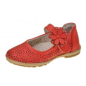 Dětská obuv PEDDY PO-618-35-01  /red -