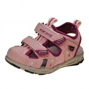 Dětská obuv Sandály VIKING Swirl  /pink/fuchsia -
