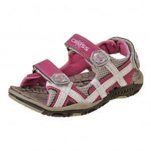Dětská obuv Santé RN113TQS   /white/purple -