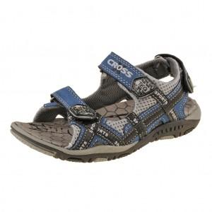Dětská obuv Santé RN113TQS   /navy/gray -