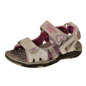 Dětská obuv Santé RN113TQS   /white/grey/purple -