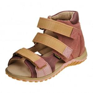 Dětská obuv Sandály FARE 760392   /růžové -