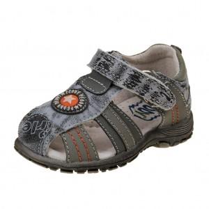 Dětská obuv Peddy PO-612-12-04  /šedé -