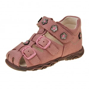 Dětská obuv DPK sandály K51012  /růžové - Boty a dětská obuv