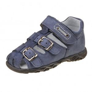 Dětská obuv DPK sandály K51012  /modré - Boty a dětská obuv