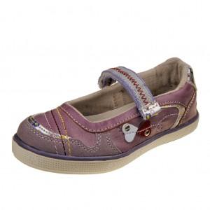 Dětská obuv Woolf K Ballerina - Boty a dětská obuv