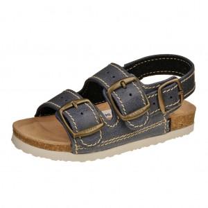 Dětská obuv Santé sandály modré -