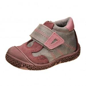 Dětská obuv Santé N661/201    /šedá/růžová -  Celoroční