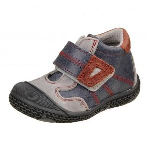 Dětská obuv Santé N661/201    /modrá -  Celoroční
