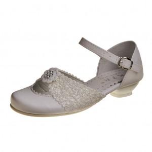 Dětská obuv KTR 612   /bílá -  Pro princezny