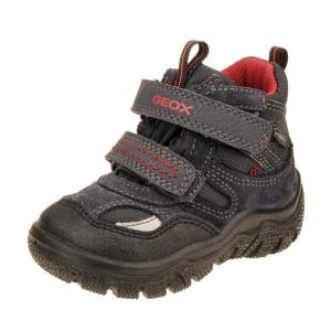 Dětská obuv GEOX B Cima D  /navy/red -