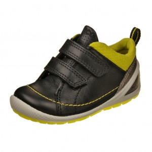 ECCO BIOM lite infants   /black/sulfur