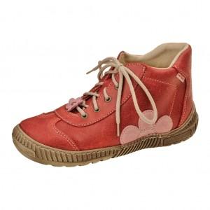 Dětská obuv Pegres 1401B   /červená -