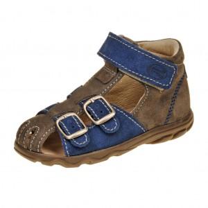 Dětská obuv Sandálky Richter 2106  /ink/rhino -