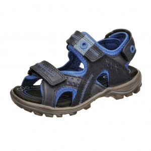 Dětská obuv ECCO Urban Safari     /marine/sky blue -