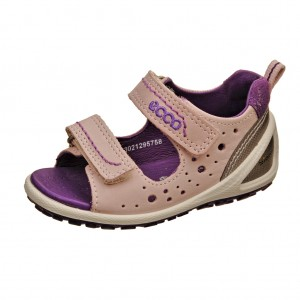 ECCO Lite infants sandal  /violet