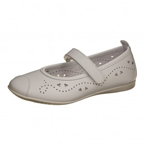 Dětská obuv Ciciban Laika white -  Celoroční