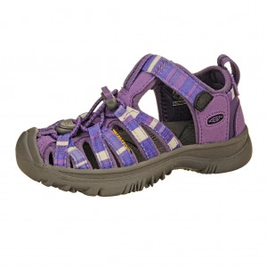 KEEN Whisper   raya purple heart