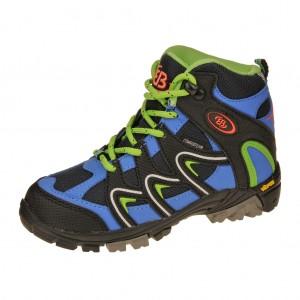 Dětská obuv Brütting Vision High   /marine/blau -  Do hor nebo nížin