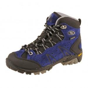 Dětská obuv Brütting Mount Bona High   /blau -  Do hor nebo nížin