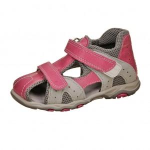 Dětská obuv Sandálky Santé 810/301 /růžové -  Sandály