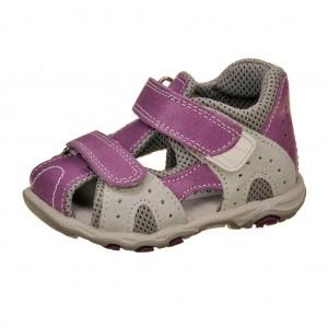 Dětská obuv Sandálky Santé 810/301 /fialové -  Sandály