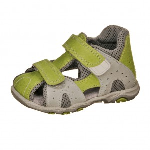 Dětská obuv Sandálky Santé 810/301 /zelené -  Sandály