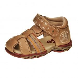 Dětská obuv Sandály PIO  /Beige -  Sandály