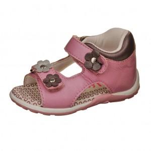 Dětská obuv Sandály PIO  /Pink -  Sandály