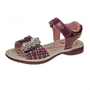 Dětská obuv Sandály PIO  / Ambergine -  Sandály