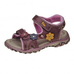 Dětská obuv Sandály PIO  /D.lilac -  Sandály