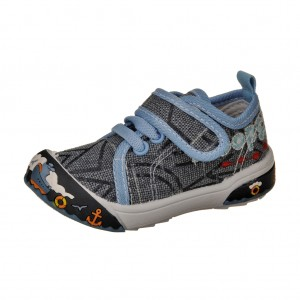Dětská obuv Plátěnky PEDDY PS-601-27-08 /modré -