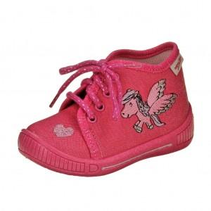 Dětská obuv Domácí obuv Superfit 3-00254-63 -  První krůčky